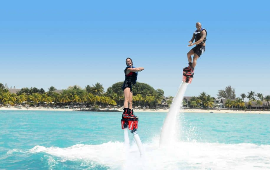 Fly Boarding Mauritius