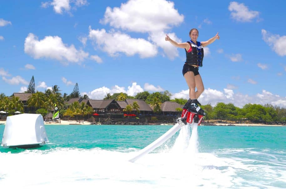 Flyboarding Mauritius