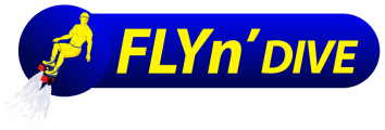 FLYn'Dive™ Flyboard™ Activities in Mauritius